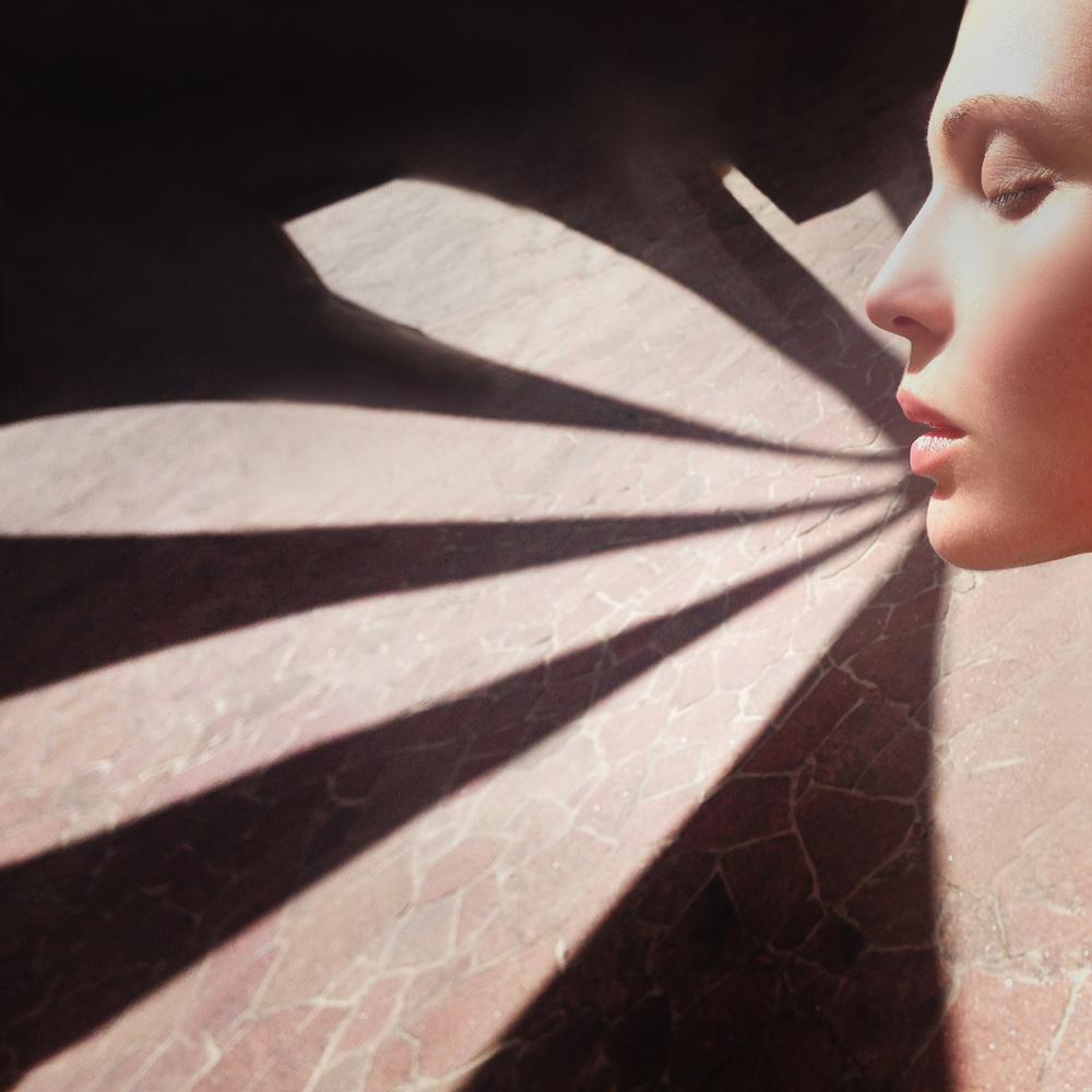 A piece of fine art art photography titled Sunlights by Dmytro Sobokar