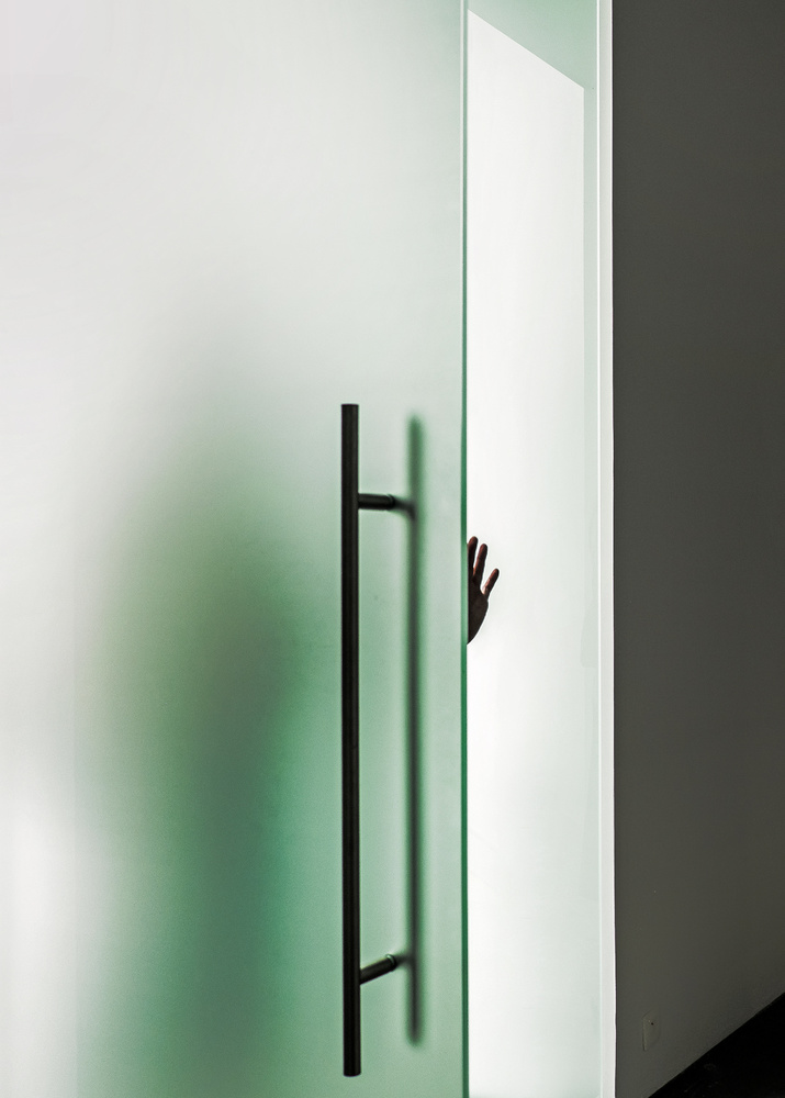 A piece of fine art art photography titled The Door Is Open by Lus Joosten