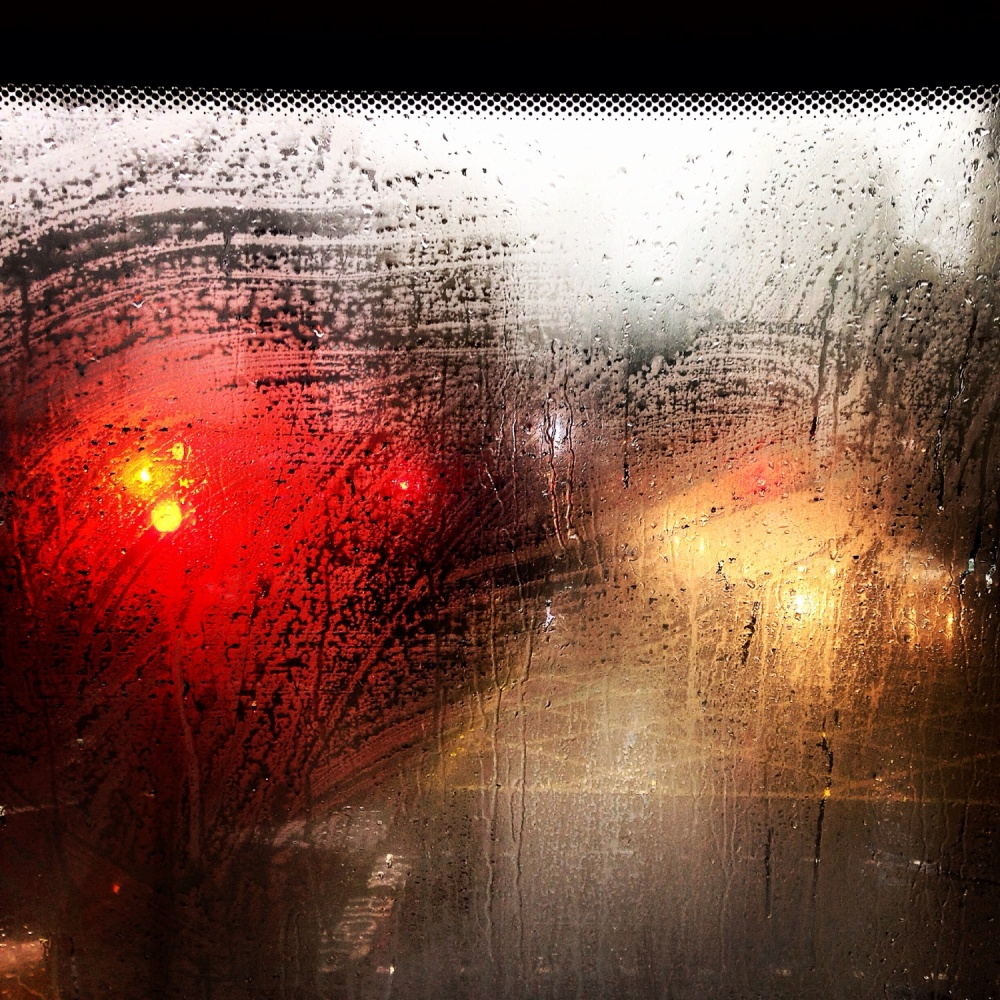 A piece of fine art art photography titled Rain by Valentina Del Fuoco