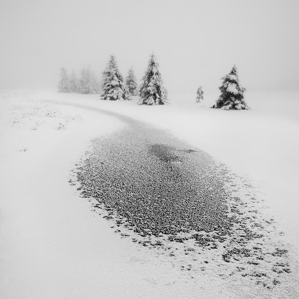 Snow, frost, fog...