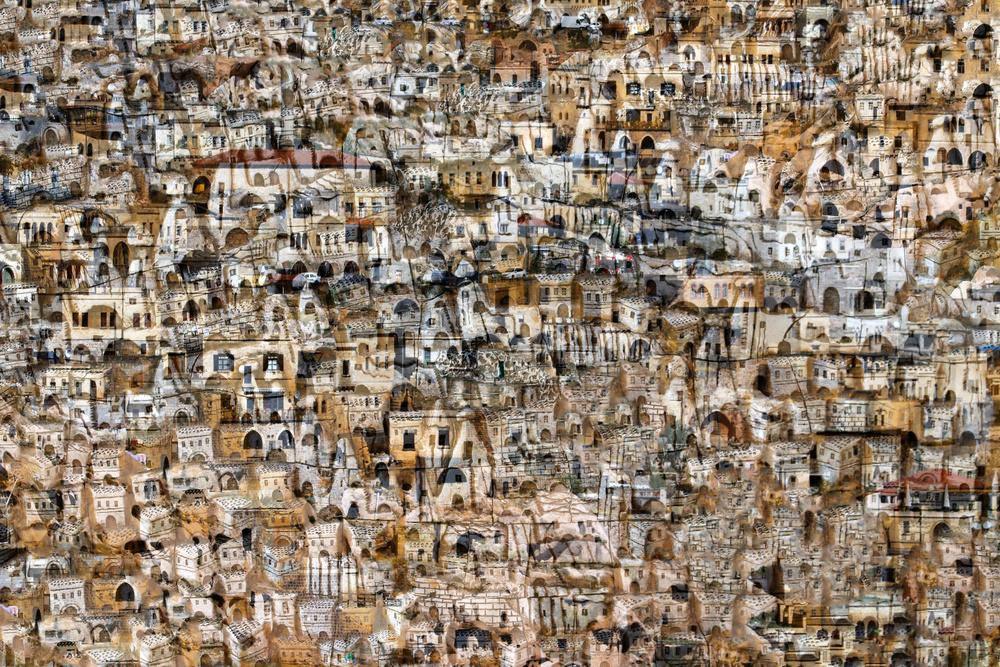 View this piece of fine art photography titled Cappadocia by Jacky Parker
