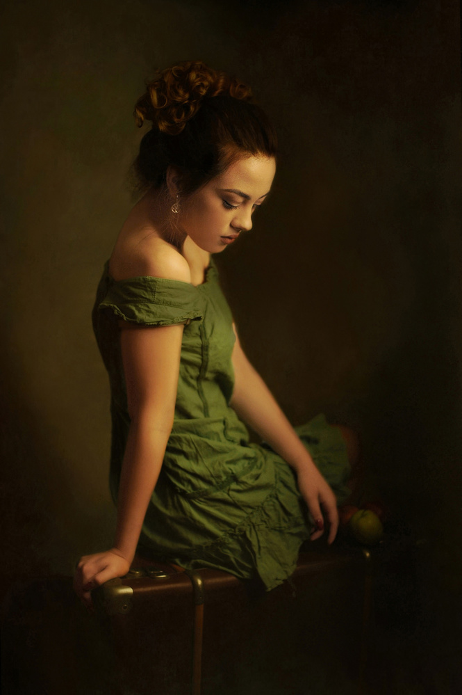 View this piece of fine art photography titled portrait by Dov Fuchs