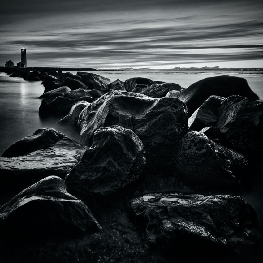 A piece of fine art art photography titled Cape Fear by Villi