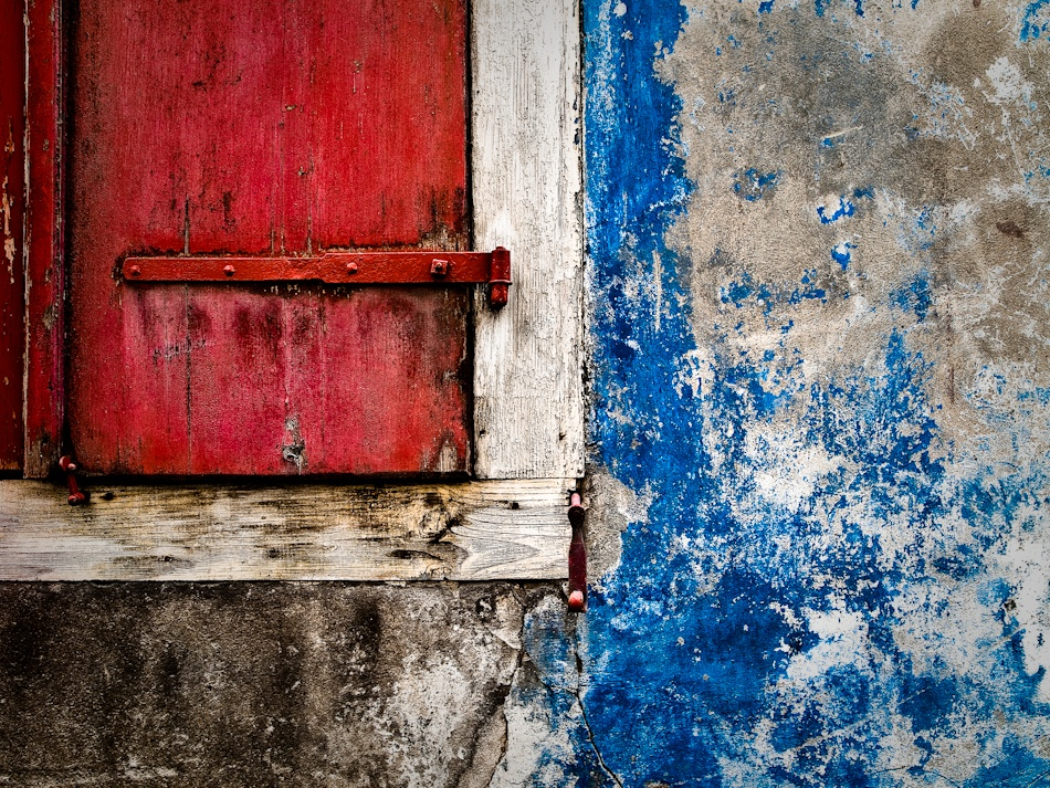 A piece of fine art art photography titled The Colours of France by Colmar Wocke