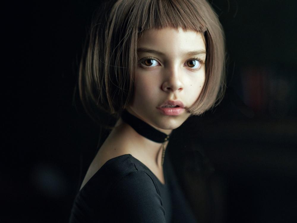 A piece of fine art art photography titled Mathilda by Alexander Vinogradov