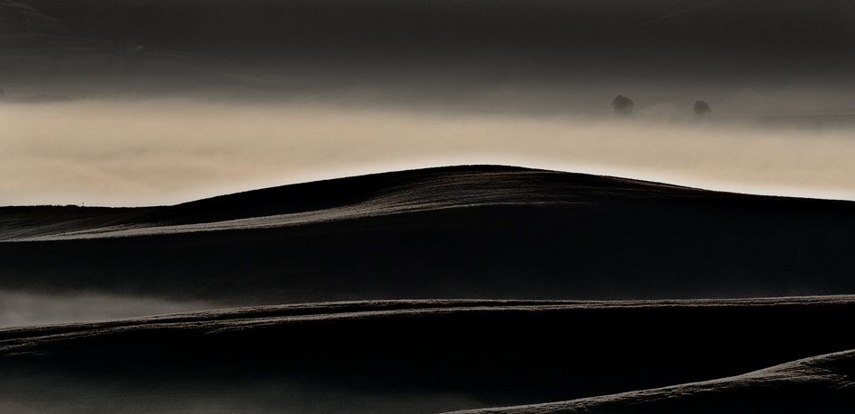 A piece of fine art art photography titled Curves by andrea lorenzetti