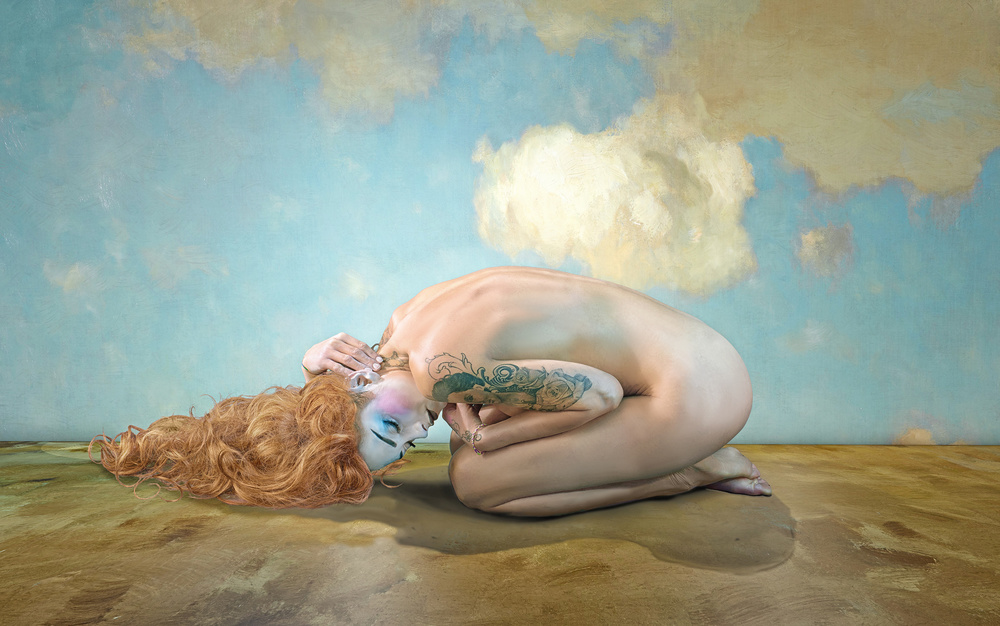 A piece of fine art art photography titled From Paintings to Photography by Patrizia Burra