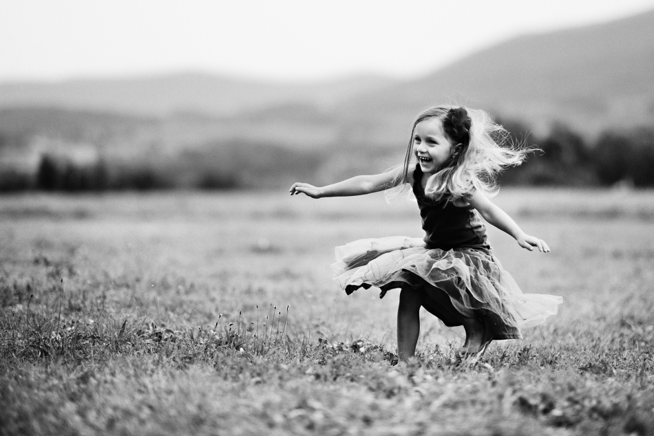 A piece of fine art art photography titled Summer Joy by Zaneta Frenn