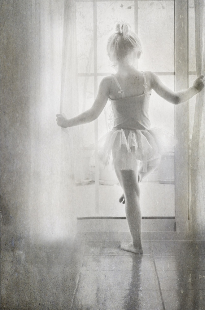 A piece of fine art art photography titled Reflections by Marta Everest