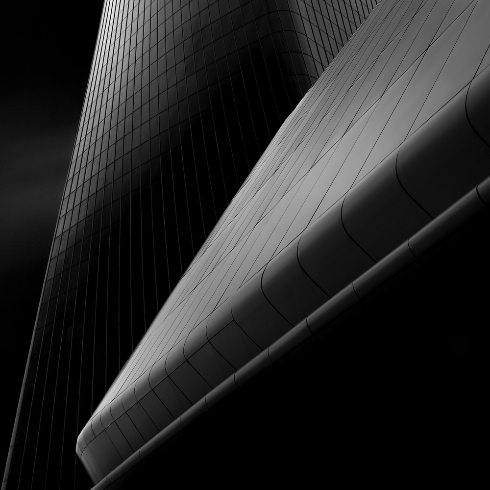 A piece of fine art art photography titled Lines by Paulo Medeiros