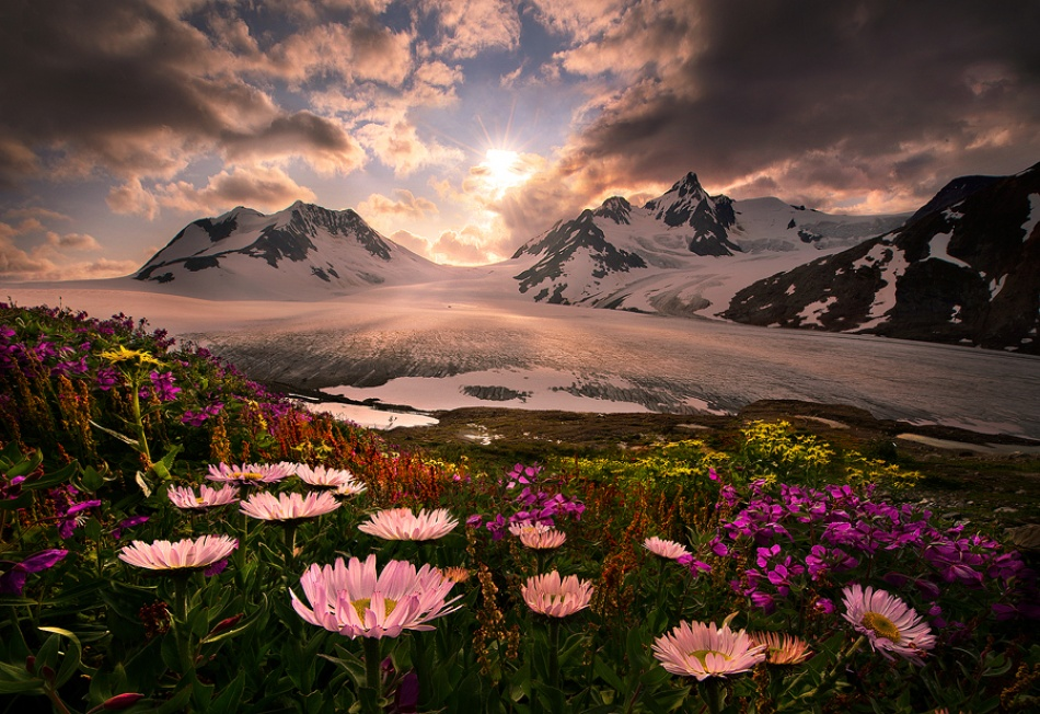 A piece of fine art art photography titled So Long for This Moment by Marc Adamus