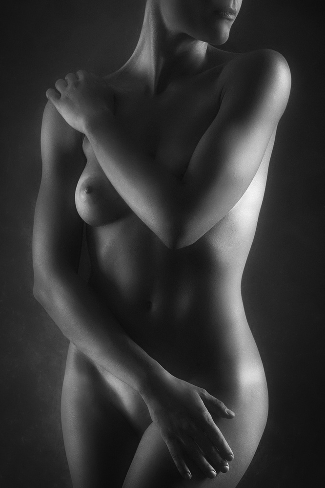 A piece of fine art art photography titled G by Luca Rebustini