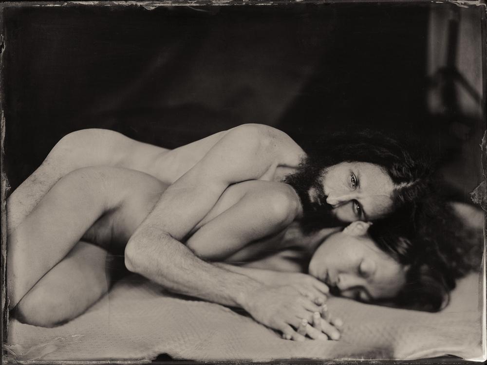A piece of fine art art photography titled Forever by Cichoszewska