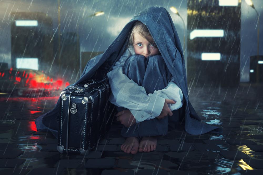 A piece of fine art art photography titled Left Behind by John Wilhelm