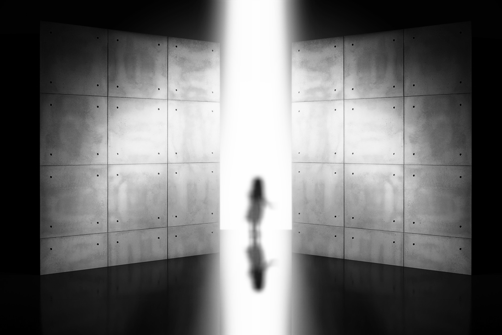 A piece of fine art art photography titled Awakening by Matjaz Jerman