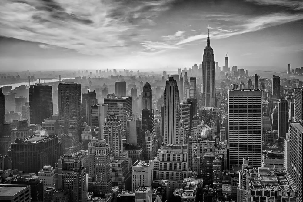 Hazy Gotham