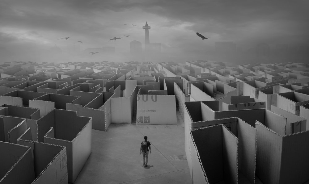 The Maze of Jakarta