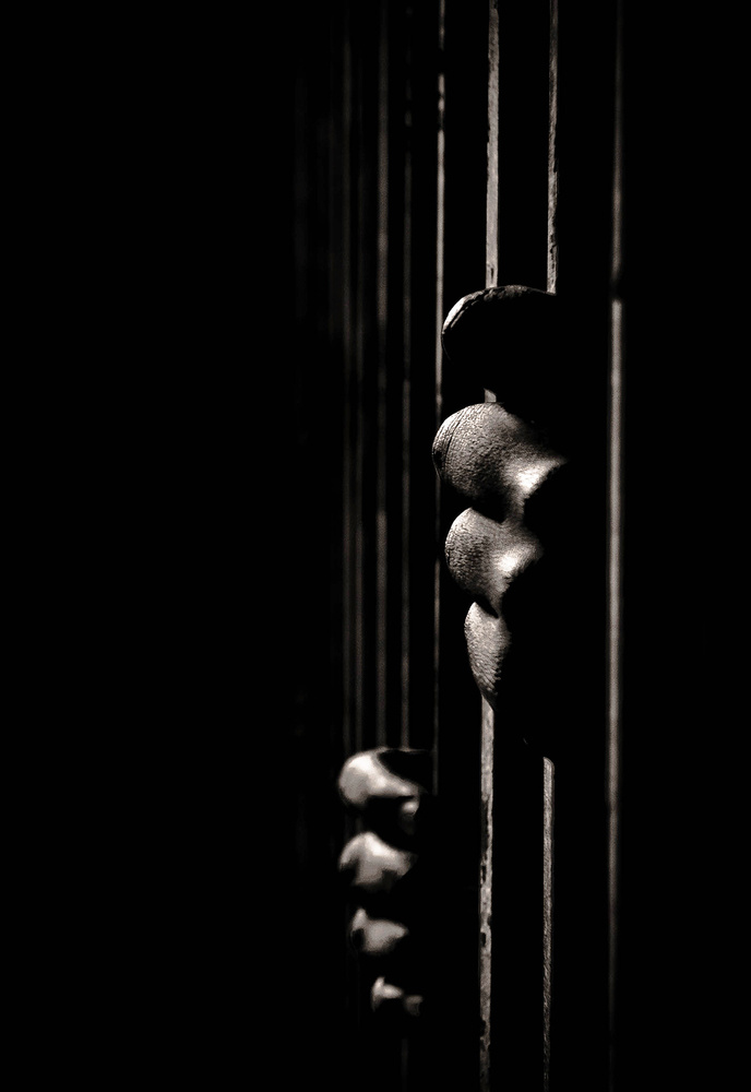 A piece of fine art art photography titled Holding On by mohammed al-shihab