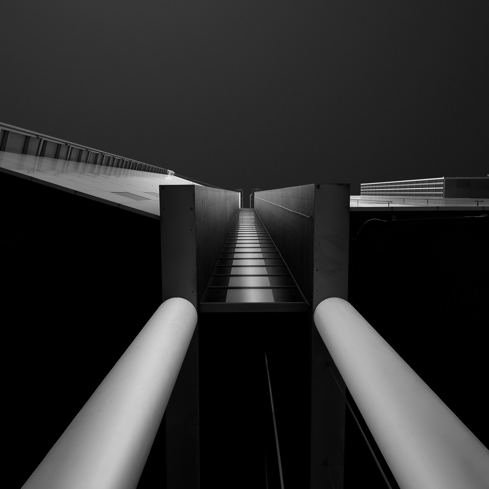 A piece of fine art art photography titled Passing by Gediminas Karbauskis