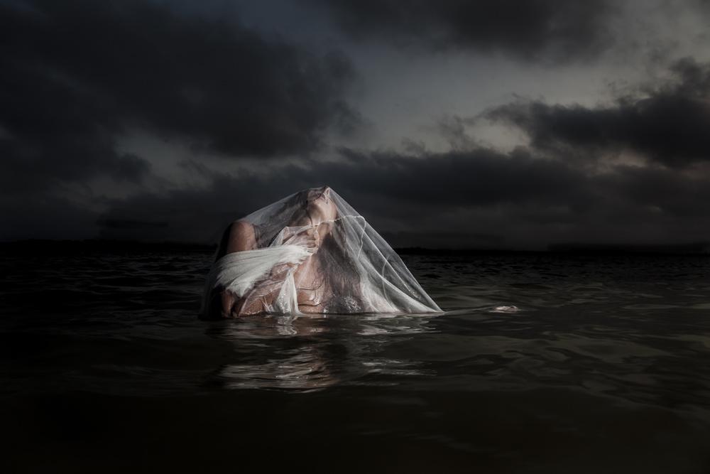A piece of fine art art photography titled Ieri by Luis Jabato