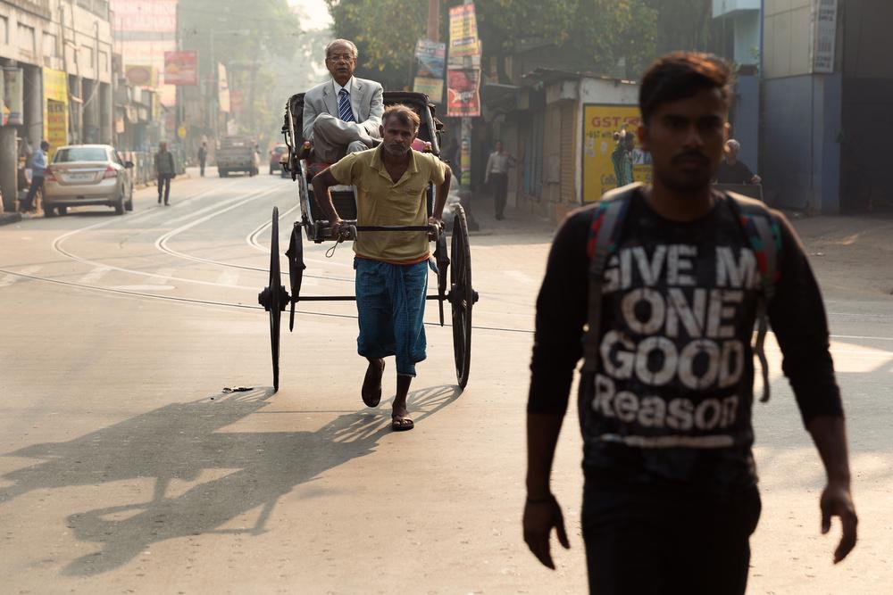 View this piece of fine art photography titled Kolkata by Lara Kantardjian