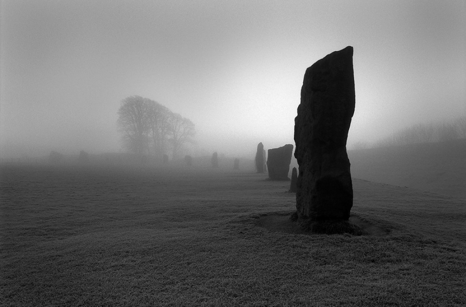 A piece of fine art art photography titled Dawn Fog by James Symington ARPS