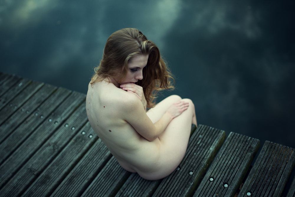 A piece of fine art art photography titled Bound Storms by Konrad Grymin
