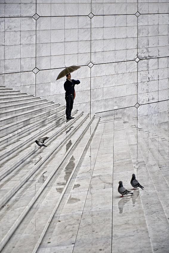 A piece of fine art art photography titled Moment IV by Jure Kravanja