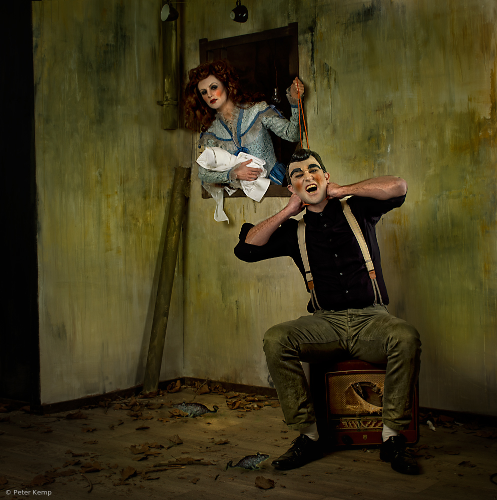 View this piece of fine art photography titled Crisis by Peter Kemp