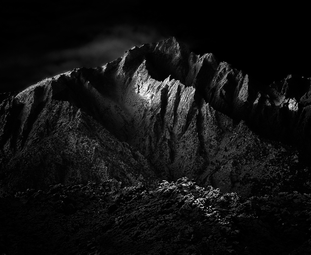 Mount Lone Pine, California