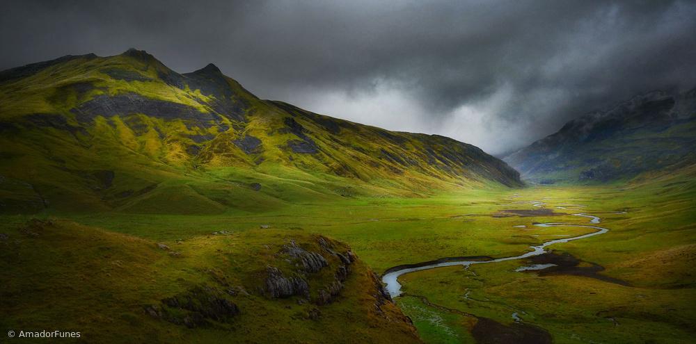 Pyrenees: Aguas Tuertas
