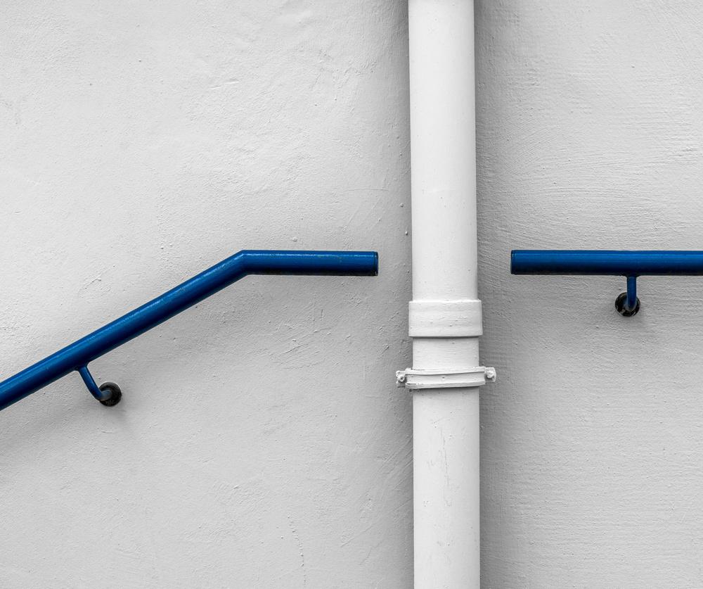 A piece of fine art art photography titled Minimalismus by minimalist