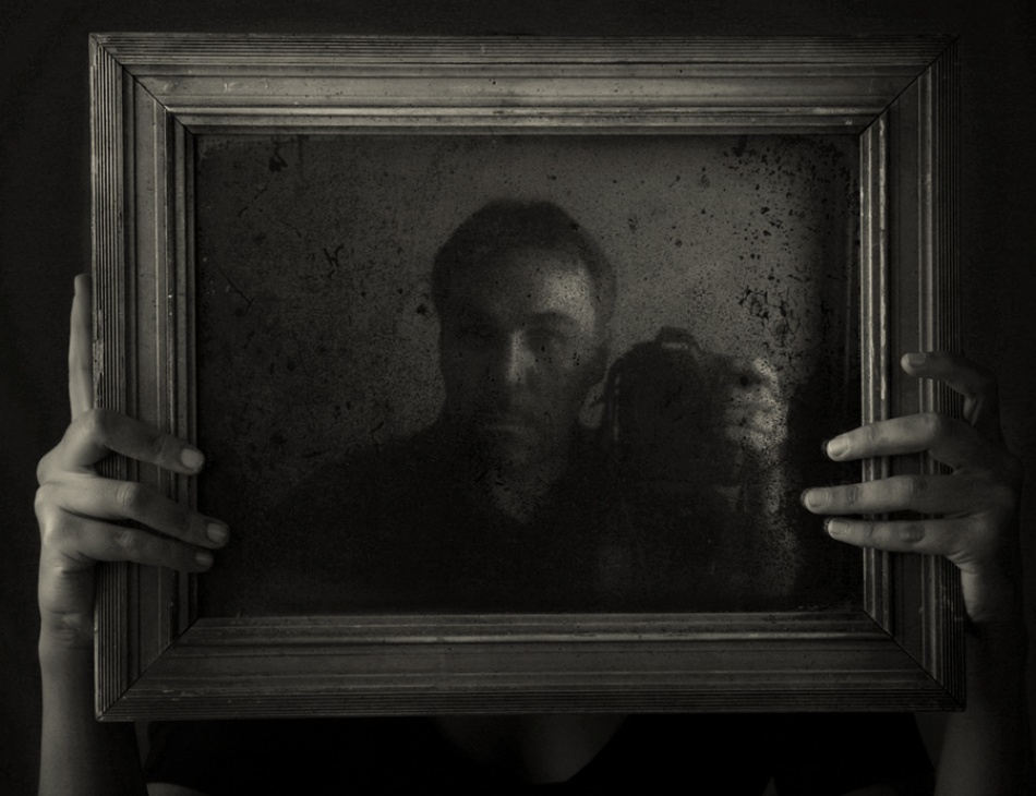 A piece of fine art art photography titled Self by Raphael Guarino