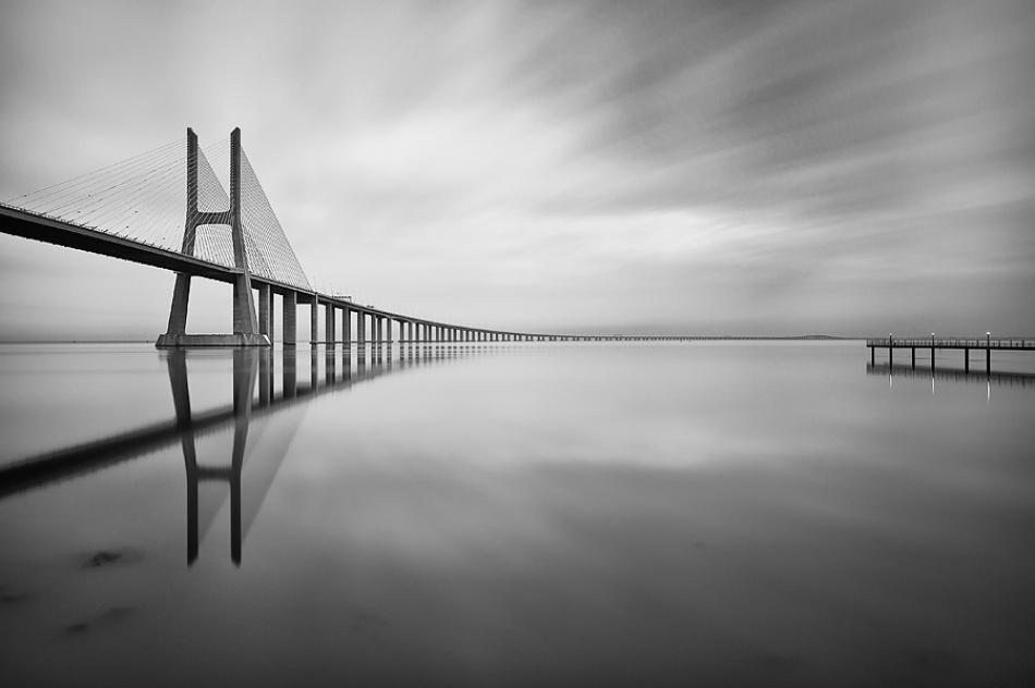 A piece of fine art art photography titled So Quiet by Fernando Almeida