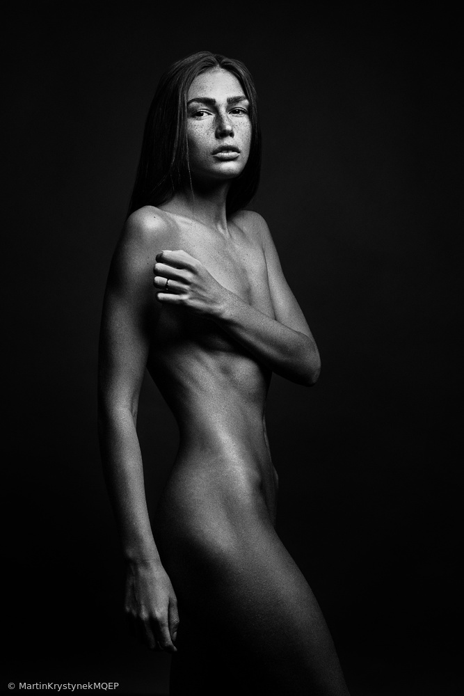 View this piece of fine art photography titled SENSUAL BEAUTY [Romana O] by Martin Krystynek MQEP