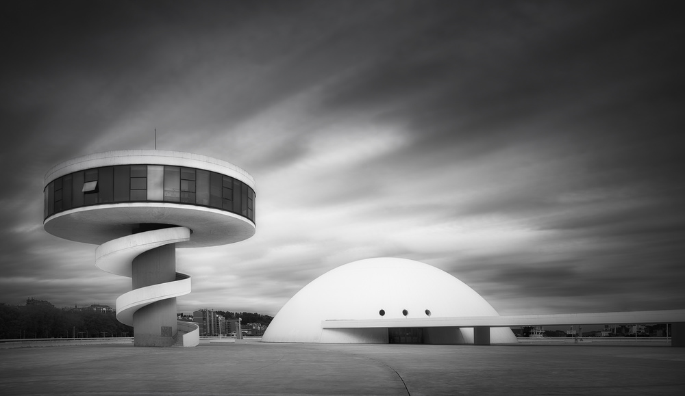 View this piece of fine art photography titled NIEMEYER by Els Keurlinckx