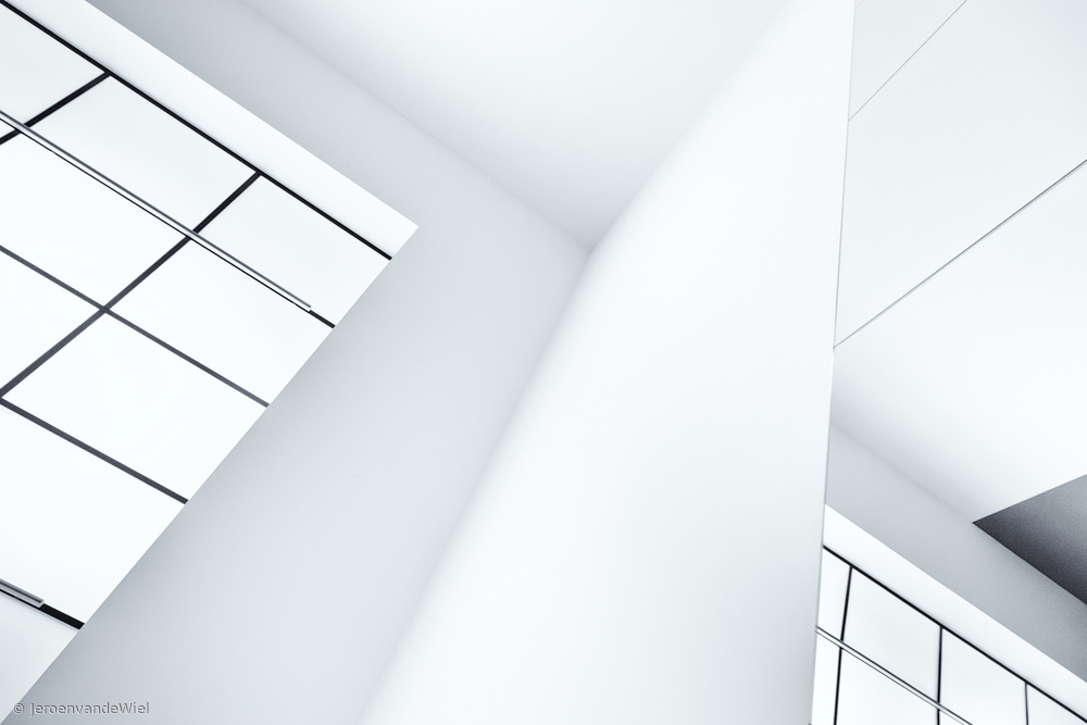 View this piece of fine art photography titled Lines and trines by Jeroen van de Wiel