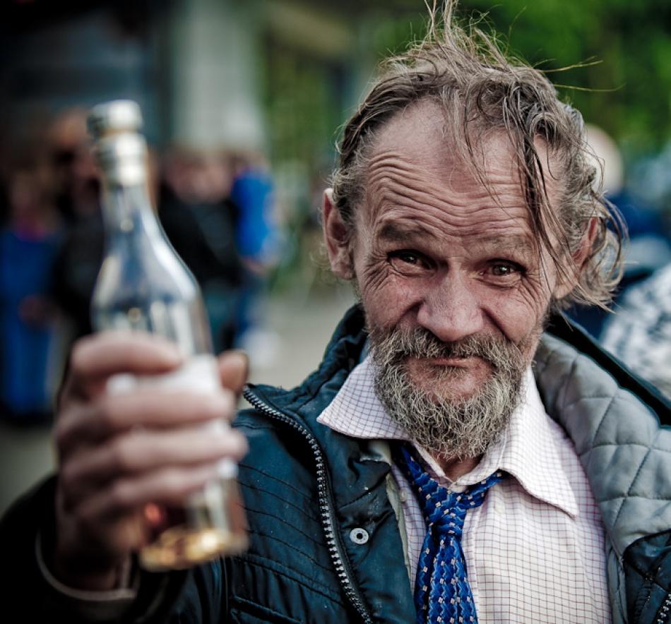 A piece of fine art art photography titled Jan by Bjorn Leirvik