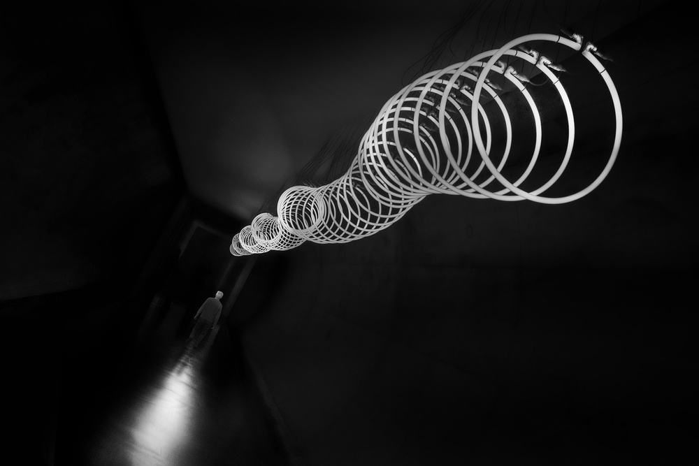 View this piece of fine art photography titled Spiral by Adam Fritzen