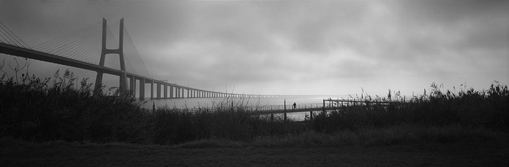 ...the long bridge...