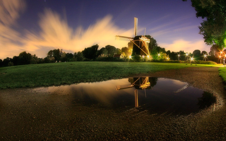 A piece of fine art art photography titled Made In Holland by Ricky Siegers