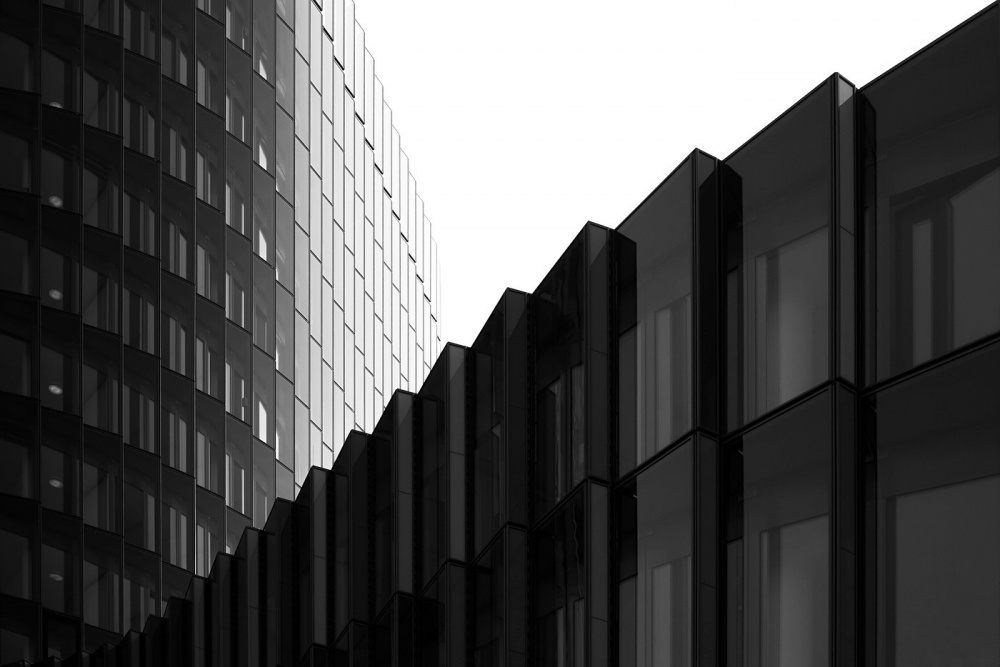 A piece of fine art art photography titled Gradient by Jared Lim
