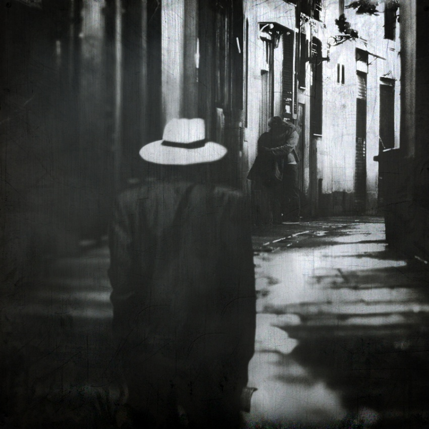 A piece of fine art art photography titled La Memoria by Sylvie Bendel