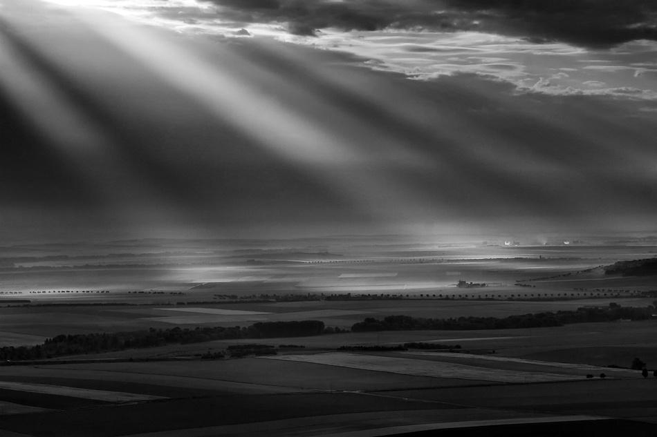 A piece of fine art art photography titled Morning Light by Gorgen