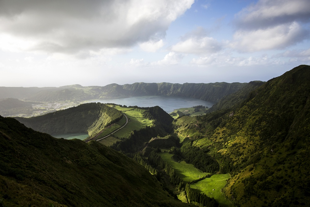 A piece of fine art art photography titled São Miguel Island by Daniel Rodrigues