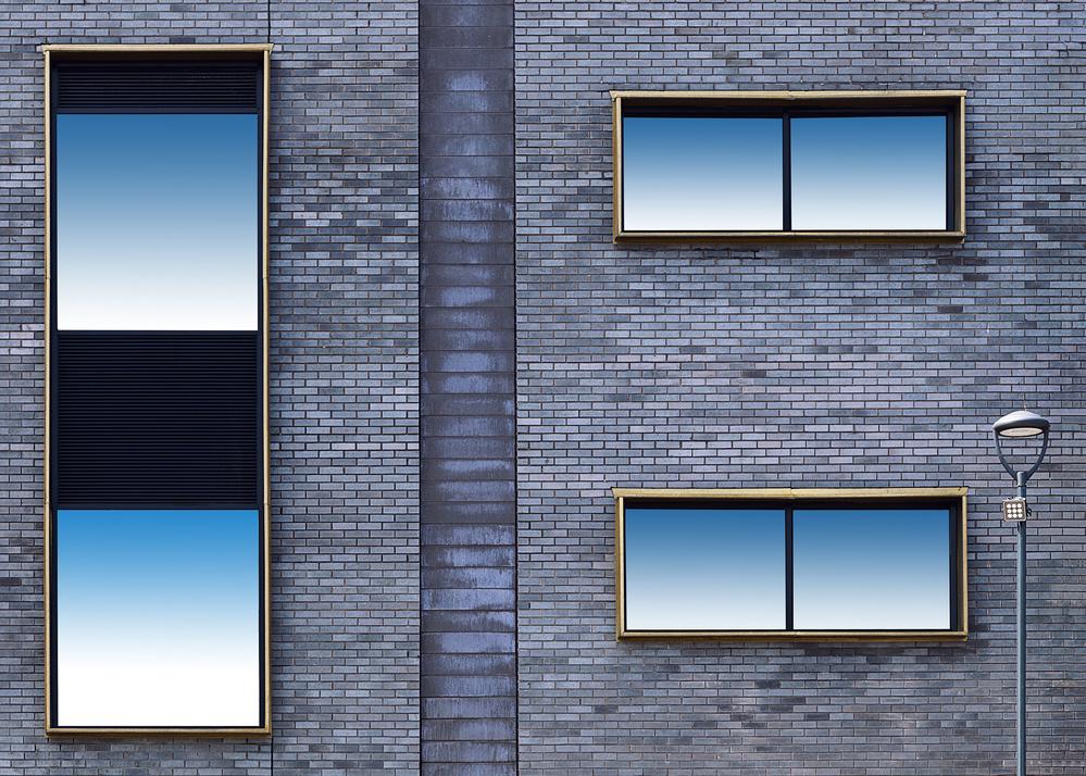 A piece of fine art art photography titled Windows I by aRRO