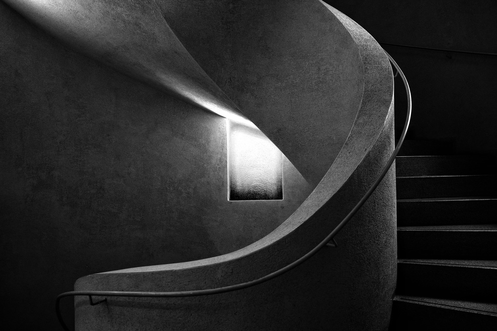 A piece of fine art art photography titled Unterlinden Museum - Colmar by Dan Boss