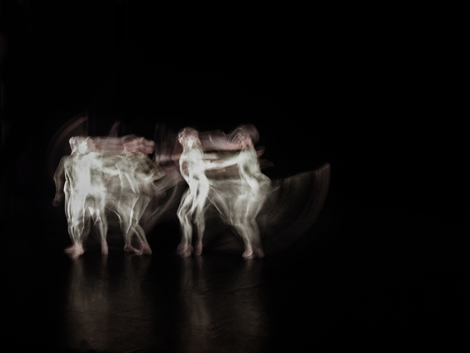 A piece of fine art art photography titled Dancin Space by mark greenhalgh