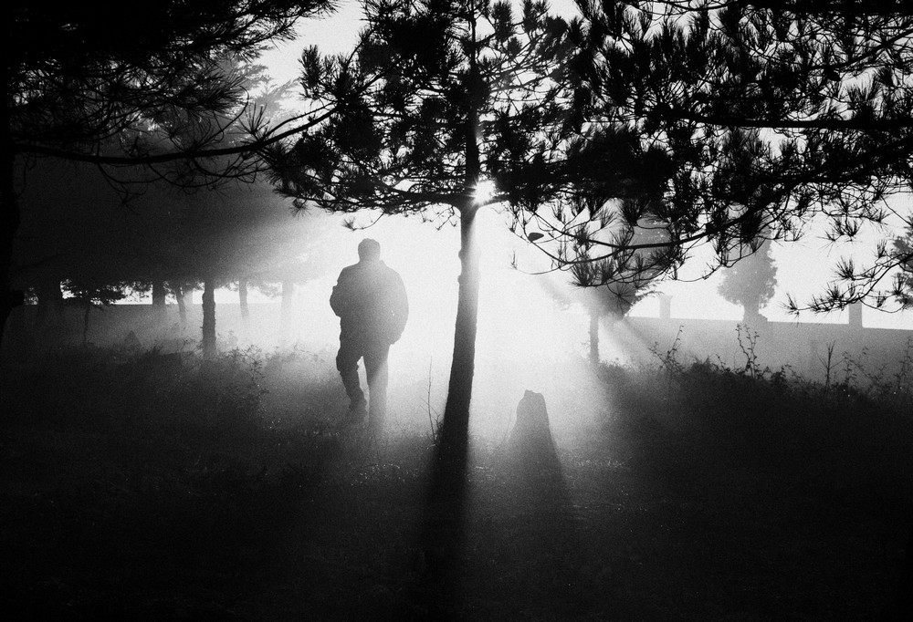 A piece of fine art art photography titled Mistyc by ErolAYYILDIZ