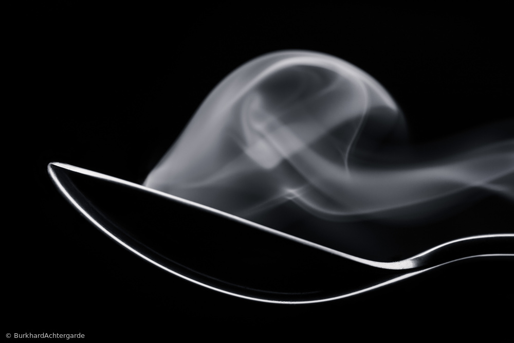 Steaming Spoon